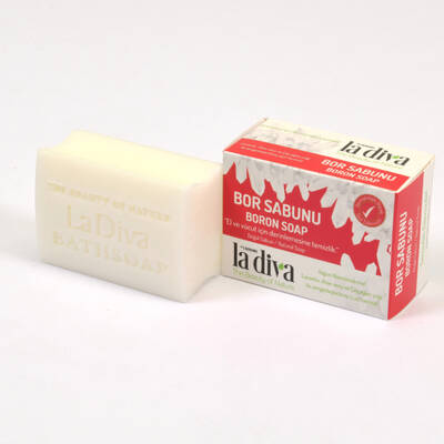 LaDiva - Bor Sabunu 120 Gr (1)