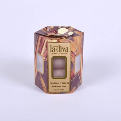 LaDiva - Kadın Parfümlü Sabun 4X45 Gr