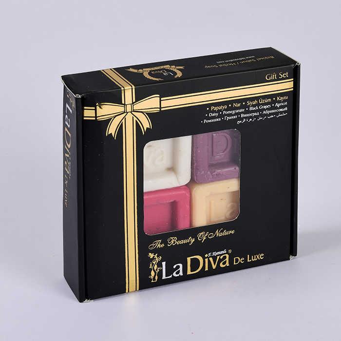La Diva 4'lü Deluxe Gift Set