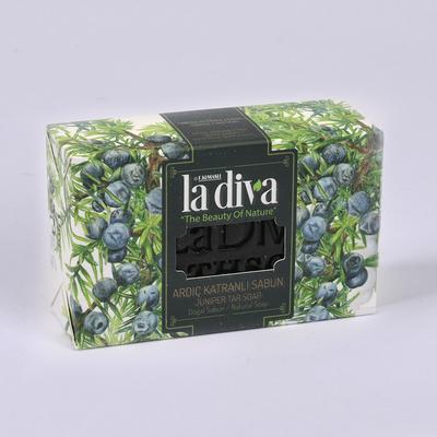LaDiva - LaDiva Ardıç Katranlı Sabun 100 Gr