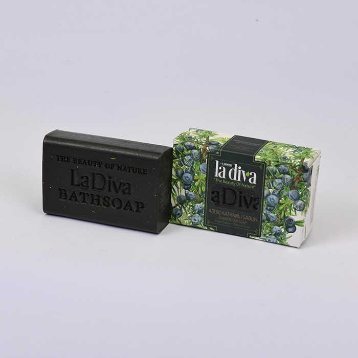 LaDiva Ardıç Katranlı Sabun 100 Gr