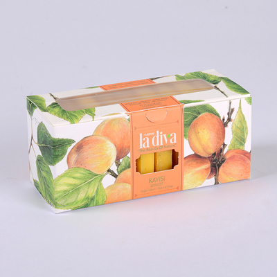 LaDiva - LaDiva Butik Kayısılı Sabun 10x22,5 Gr.