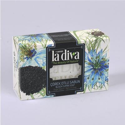 LaDiva - LaDiva Çörek Otlu Sabun 100 Gr