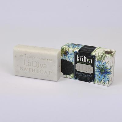 LaDiva - LaDiva Çörek Otlu Sabun 100 Gr (1)