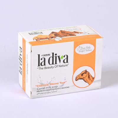 LaDiva - LaDiva Deve Sütlü Doğal Sabun 155 Gr.