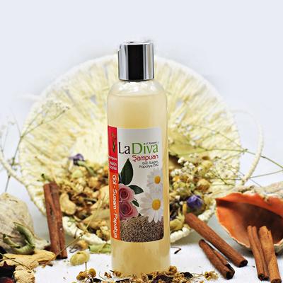 LaDiva - LaDiva Gül Susam Papatyalı Şampuan