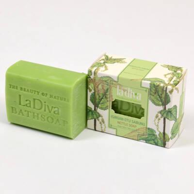 LaDiva - LaDiva Isırgan Otlu Sabun 155 Gr (1)