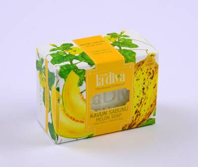 LaDiva - Ladiva Kavun Sabunu 120 Gr