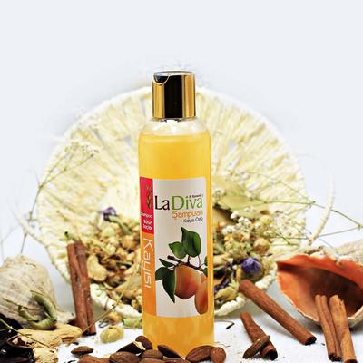 LaDiva - LaDiva Kayısı Özlü Şampuan