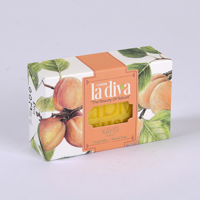 LaDiva - LaDiva Kayısılı Sabun 100 Gr