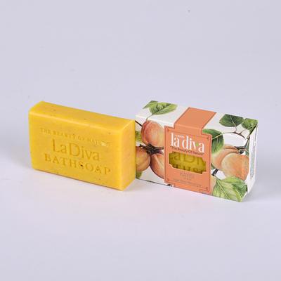 LaDiva Kayısılı Sabun 100 Gr - Thumbnail