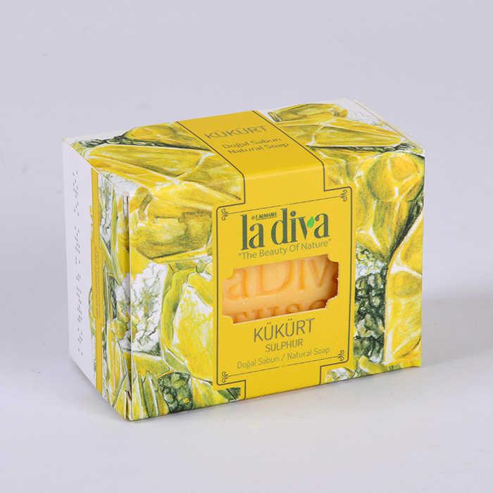 LaDiva Kükürtlü Sabun 155 Gr