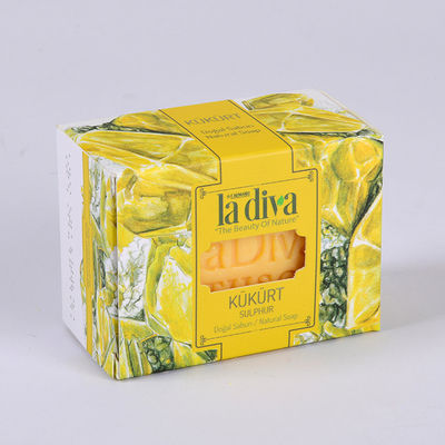 LaDiva - LaDiva Kükürtlü Sabun 155 Gr