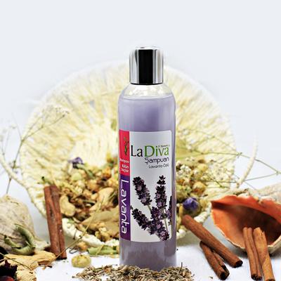 LaDiva - LaDiva Lavanta Özlü Şampuan