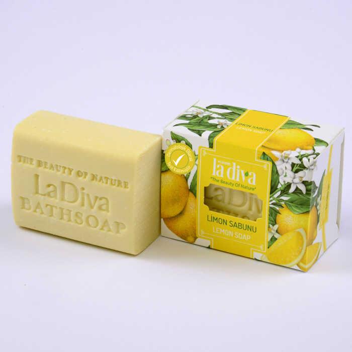 Ladiva Limon Sabunu 120 Gr