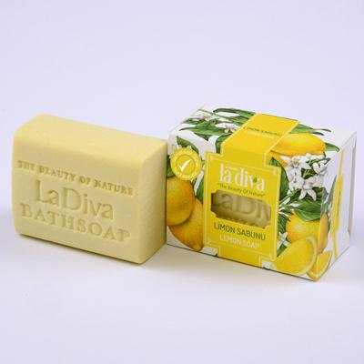 LaDiva - Ladiva Limon Sabunu 120 Gr (1)