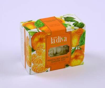 LaDiva - Ladiva Mandalina Sabunu 120 Gr