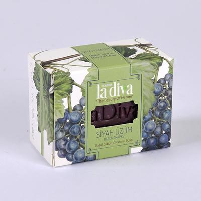 LaDiva - LaDiva Siyah Üzümlü Sabun 155 Gr