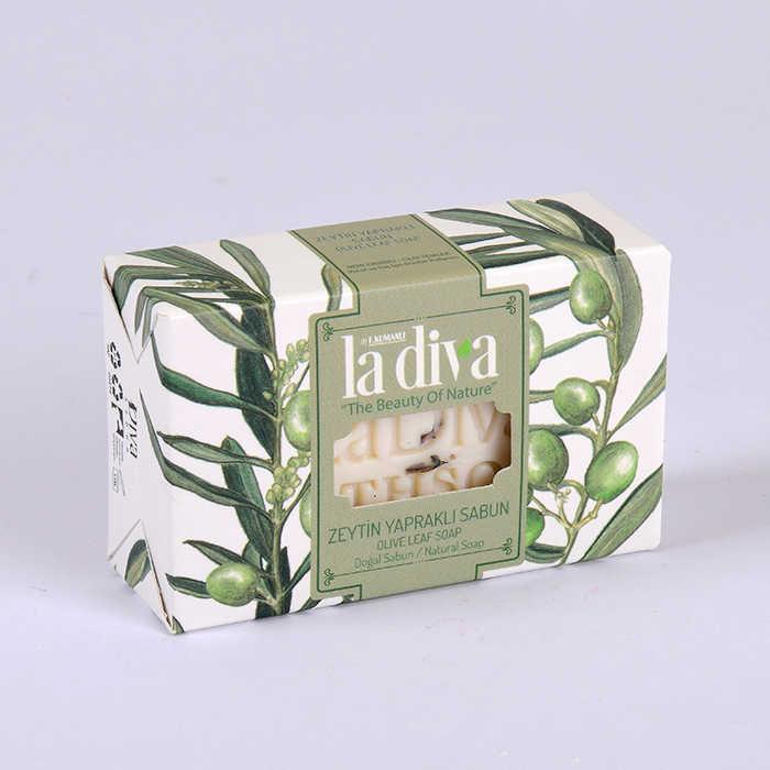 LaDiva Zeytin Yapraklı Sabun 100 Gr