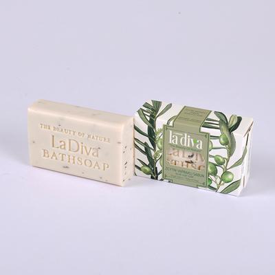 LaDiva - LaDiva Zeytin Yapraklı Sabun 100 Gr (1)