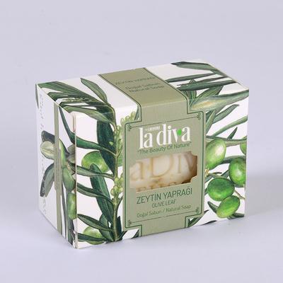 LaDiva - LaDiva Zeytin Yapraklı Sabun 155 Gr