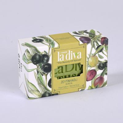 LaDiva - LaDiva Zeytinyağlı Sabun 100 Gr